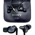 Tai nghe earphone Sony MDR-EX700