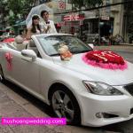 Dịch vụ cho thuê xe cưới cao cấp