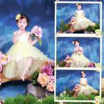 Khuyến mãi chụp ảnh chân dung bé và gia đình
