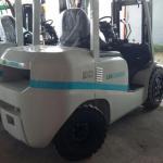 Xe nâng dầu 3T hiệu TCM nhập khẩu Nhật Bản