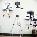 Chân đế Tripod dành cho máy ảnh và điện thoại di động