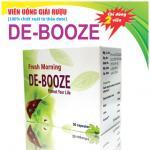 De-booze - Viên uống giải rượu
