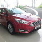 Xe Ford Focus 2016 an toàn và thông minh