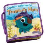 Sách Vải Lamaze - Thuyền Trưởng Calamari - LC27902