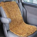 Lót ghế văn phòng, lót ghế ô tô, chiếu hạt gỗ