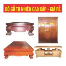Đồ gỗ cao cấp Yên Lạc