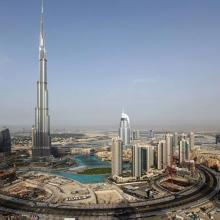 Du lịch Dubai khai xuân Tết Đinh Dậu