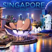 Du lịch Singapore - Đảo Sentosa - Gardens by The Bay
