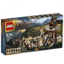 Bộ xếp hình Lego 79012 The Hobbit Mirkwood Elf Army