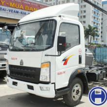 Xe tải Cửu Long TMT máy Isuzu trả góp giá tốt
