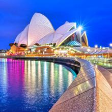 Tour Úc đến với Melbourne, Canberra, Sydney giá rẻ