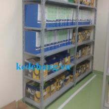 Giá kệ sắt để hồ sơ tài liệu giá rẻ tại Hà Nội
