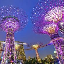 Tour Singapore, Malaysia Tết 2017 giá hấp dẫn
