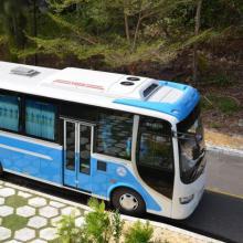 Cho thuê xe du lịch 29 chỗ Samco ưu tiên hợp đồng dài hạn