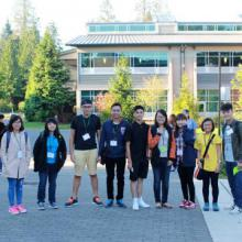 Hội thảo TS trường Green River College bang Washington