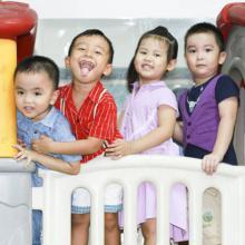 APC - môi trường học tập lý tưởng cho mầm non, tiểu học