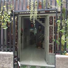 Bán nhà lầu đúc gần chợ Phú Xuân Nhà Bè