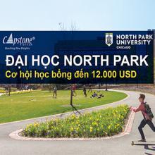 Cơ hội nhận học bổng đến từ ĐH North Park University