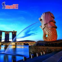 Du lịch Singapore 4 ngày, dịch vụ 4 sao