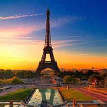 Du lịch Pháp, Bỉ, Hà Lan mùng 2 Tết Đinh Dậu