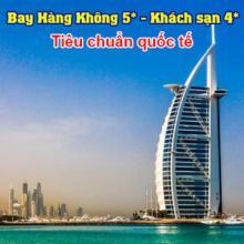 Tour Dubai 6 ngày giảm 8 triệu đồng