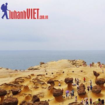 Tour Đài Loan 5N trọn gói giá sốc 8,9 triệu