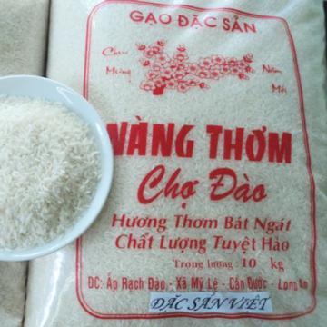 Gạo Nàng Thơm Chợ Đào chính gốc