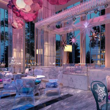 Chiêm ngưỡng kiến trúc thần tiên tại Coco Wonderland Resort