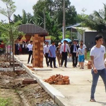 Đất nền xã Phạm Văn Hai Bình Chánh
