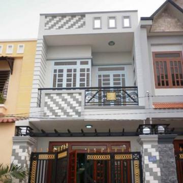 Nhà trong hẻm rộng 8m trên đường Lê Văn Sỹ quận 3
