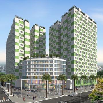 Căn hộ VietHome 2PN phường Tam Phú - Thủ Đức