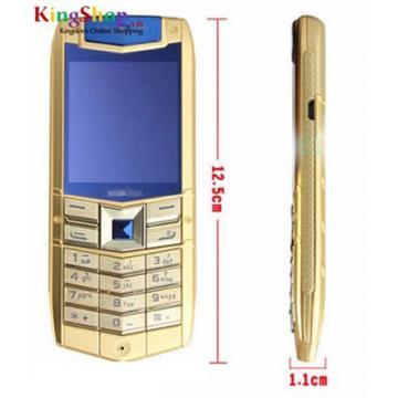 Điện thoại Vertu Luxury V1 vỏ kim loại siêu mỏng