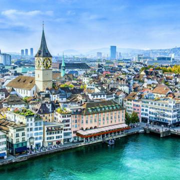 Du lịch Thụy Sĩ - Đức - Hà Lan 9 ngày