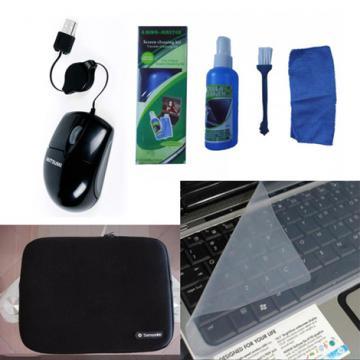 Bộ combo chăm sóc và bảo vệ laptop 14 inch