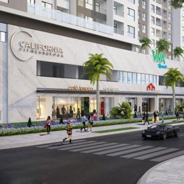 Shophouse Viva Riverside cơ hội đầu tư sinh lời