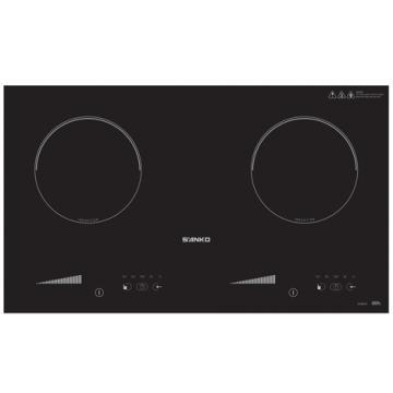 Bếp cảm ứng điện từ Sanko cho gian bếp thêm đầm ấm
