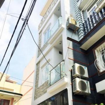 Nhà hẻm 5m đường Sao Mai quận Tân Bình