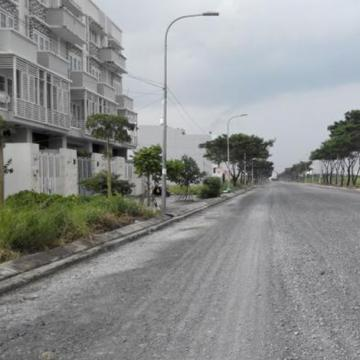 Đất nền mặt tiền Quốc lộ 50 Bình Chánh