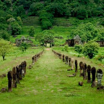 Du lịch Lào khám phá Pakse - Cao nguyên Boloven