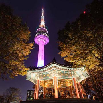 Tour Hàn Quốc 5N4Đ giá rẻ