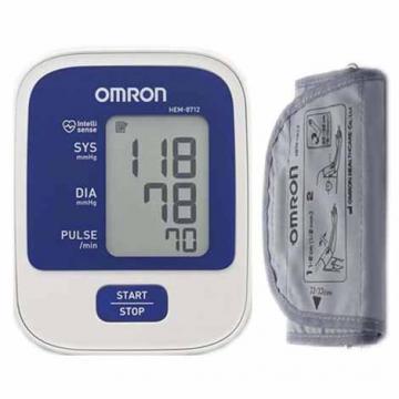 Máy đo huyết áp bắp tay Omron HEM 8712