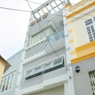 Nhà mới xây hẻm Chu Văn An quận Bình Thạnh