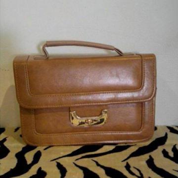 Túi xách da Thái Lan dạng hộp