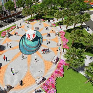 Sức hấp dẫn của Mega City ngày càng lớn