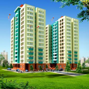 Căn hộ Triều An quận Bình Tân, đã hoàn thiện có sổ hồng