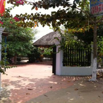 Nhà vườn xã Phước Thạnh Củ Chi