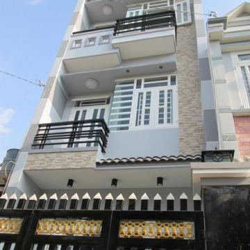 Nhà mặt tiền đường Phan Văn Trị quận Bình Thạnh