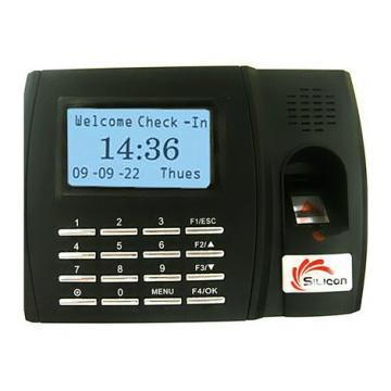 Máy chấm công vân tay Silicon FTA-5000T + ID