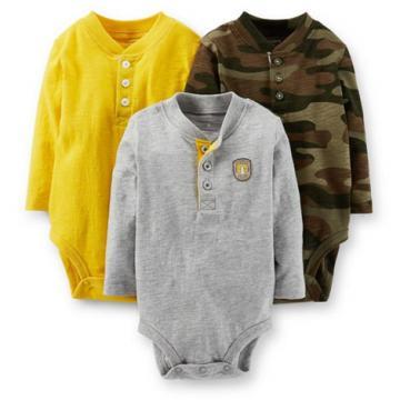 Combo 3 áo liền quần cho bé trai
