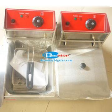 Bếp chiên nhúng điện đôi FY-82A